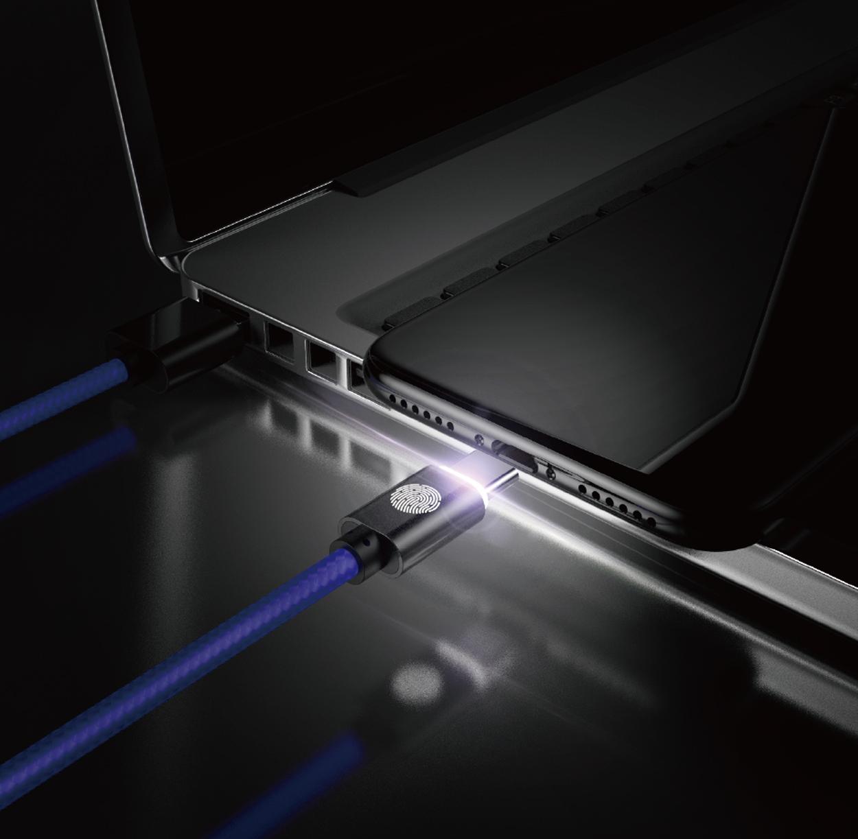 贴片LED触摸灯数据线