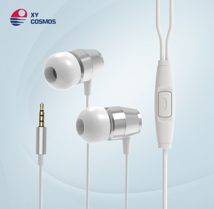3.5mm重低声入耳式耳机