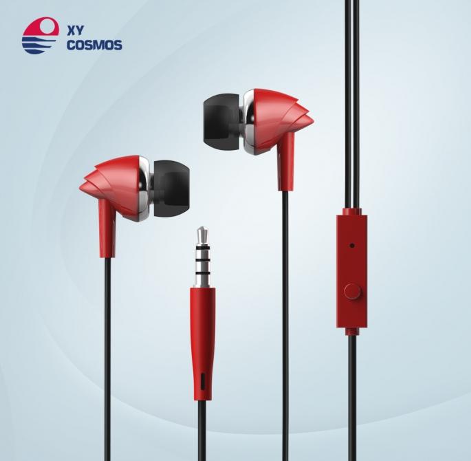 3.5mm小鸟式耳机